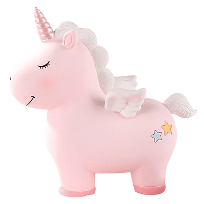 Tirelire Licorne<br/> Rose - Tirelissimo