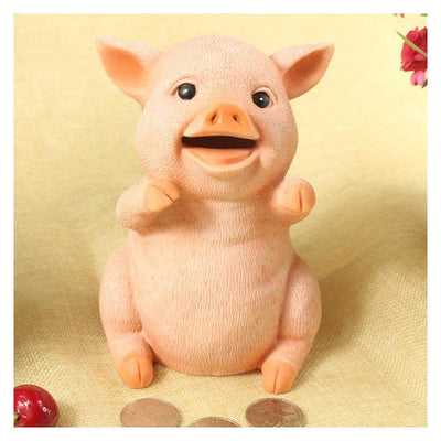 Tirelire Petit Cochon Rose