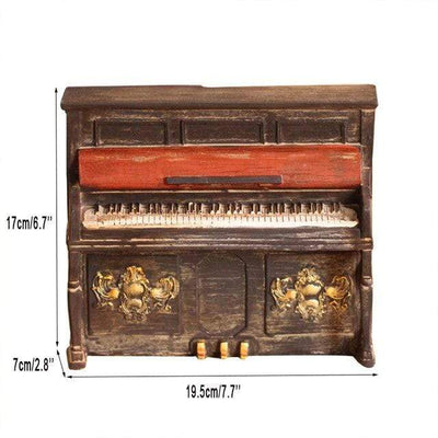 Tirelire Piano