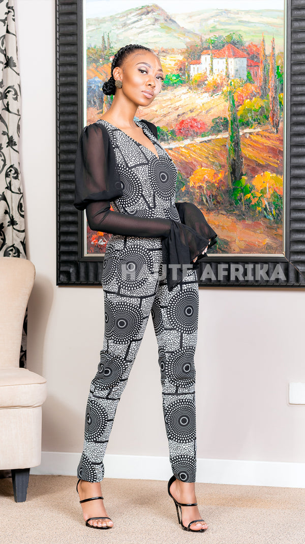 The Sandton Jumpsuit