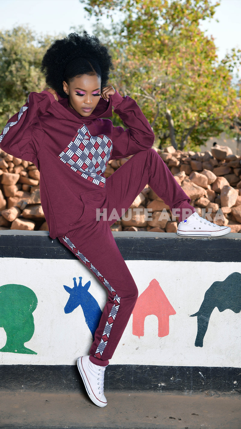 The Soweto Tracksuit (women)
