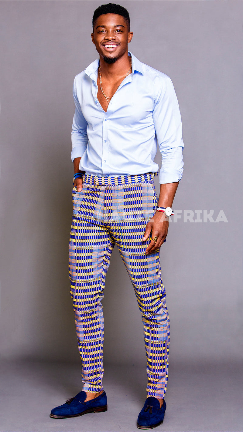 Kente Men's Pants