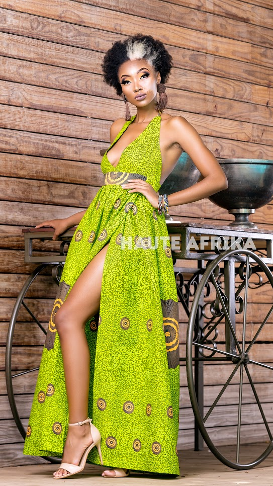 The Freetown Dress