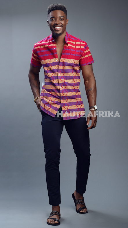 The Kente Shirt