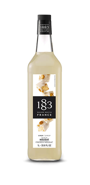1883 - Sirup French Nougat 1 L