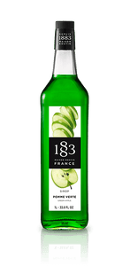 1883 - Sirup Green Apple 1 L