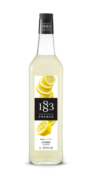 1883 - Sirup Lemon 1 L