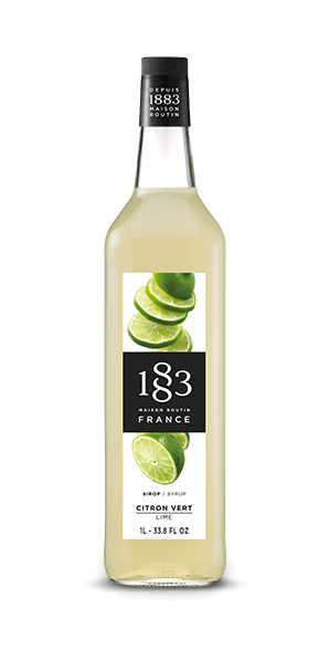 1883 - Sirup Lime 1 L