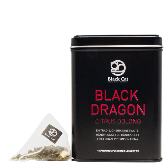 Wellness Box - Black Dragon - Citrus Oolong