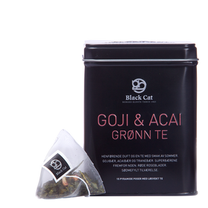 Wellness Box - Goji & Acai - Grønn Te