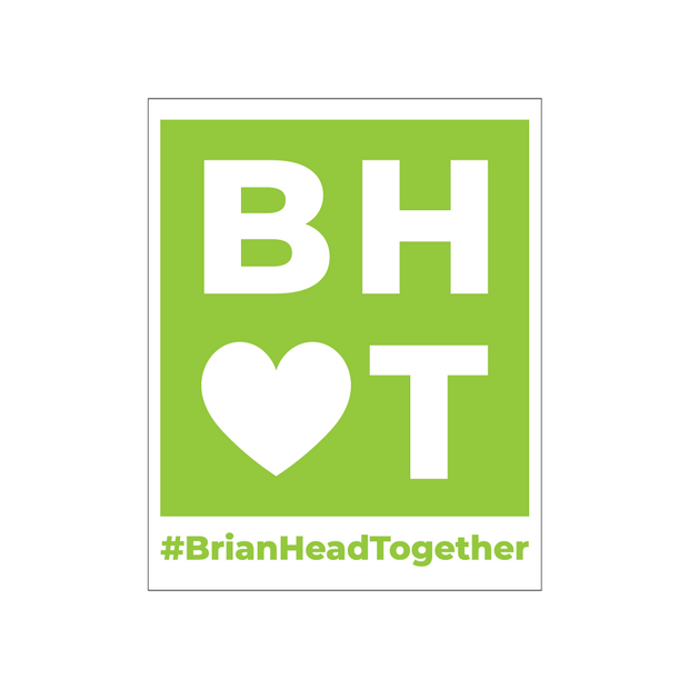 #Together Square Decal