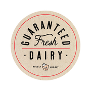"""Fresh Dairy"" Hanging Sign"