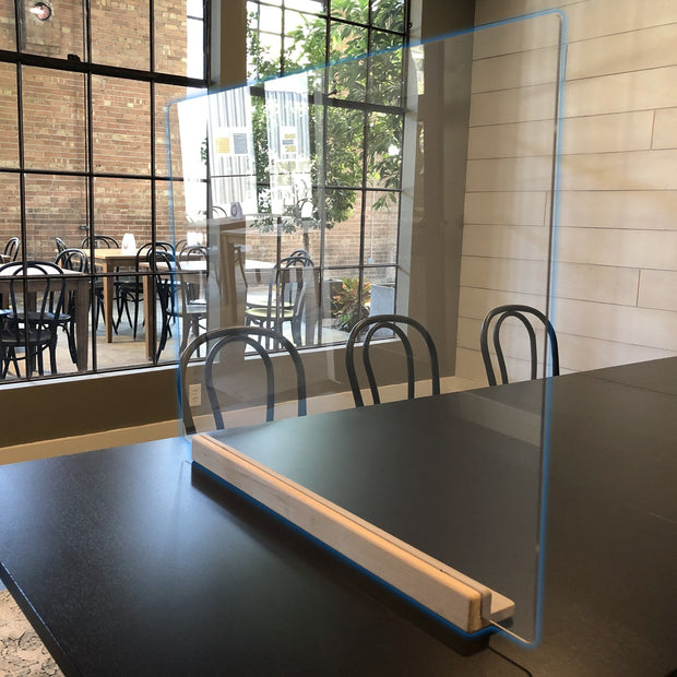 Restaurant Safety Barrier