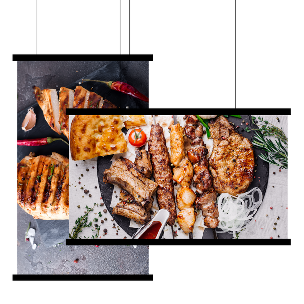 Meats Photography Prints | FRESH