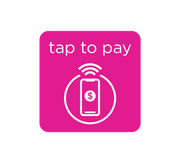 Tap To Pay Touchless Shopping Graphics