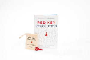 1 Copy of Red Key Revolution + 1 Red Key
