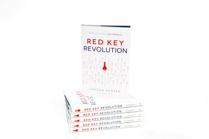 Red Key Revolution Book - Case (36)