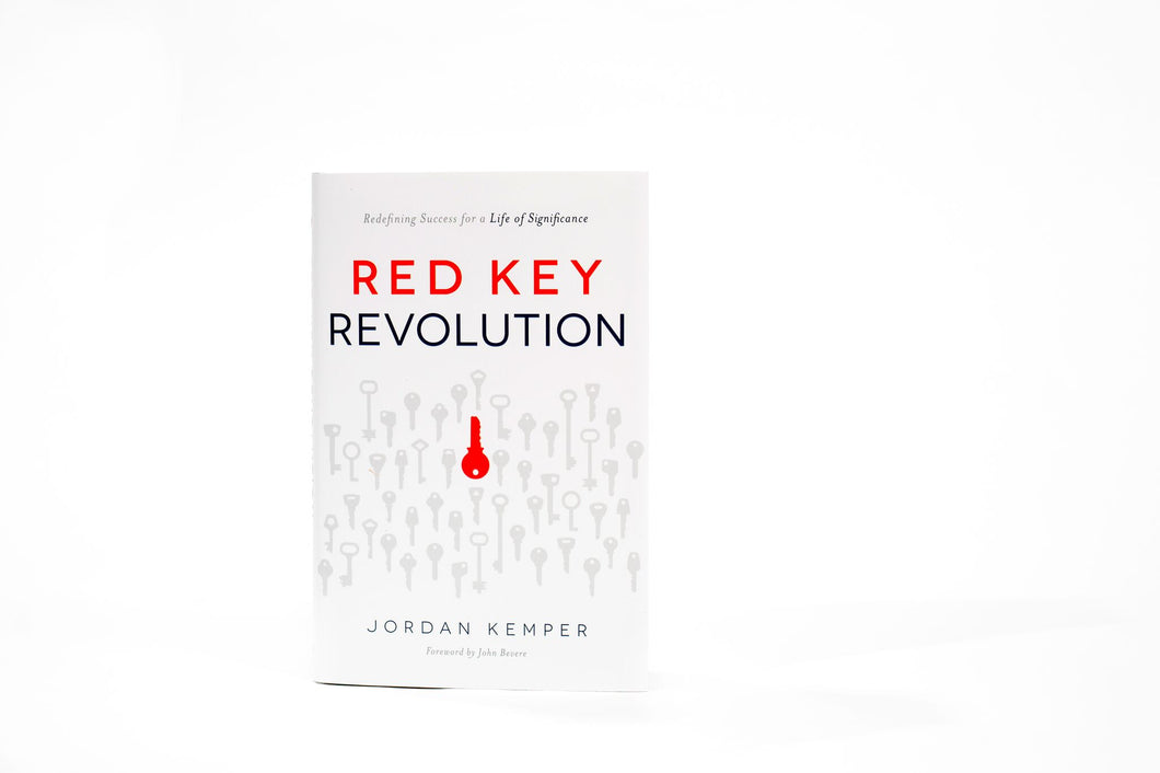 Red Key Revolution Book