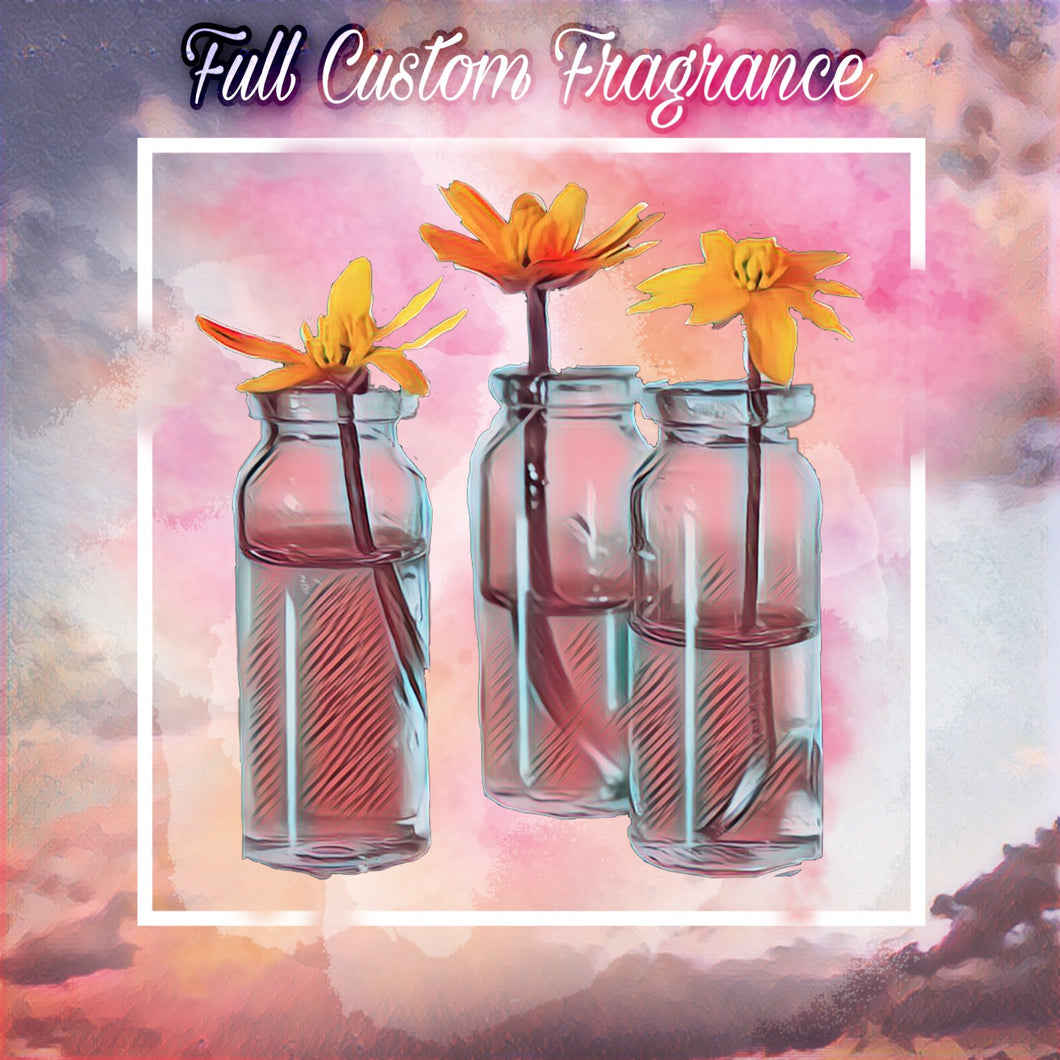 Full Custom Fragrance