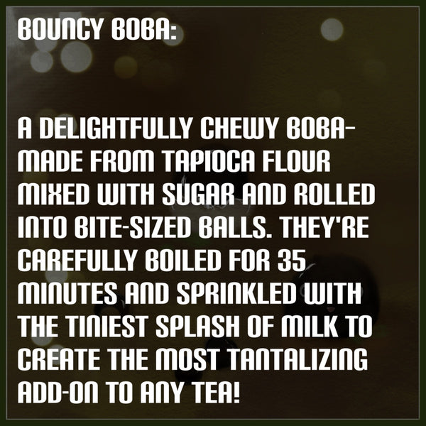 Bouncy Boba