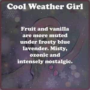 Cool Weather Girl