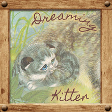 Load image into Gallery viewer, Dreaming Kitten