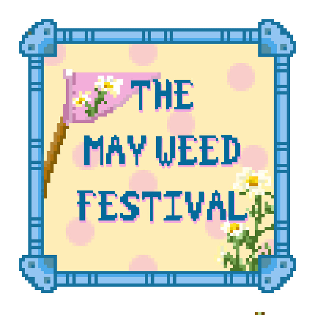 The Mayweed Festival - 3 Piece Chiptune Set