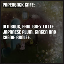 Load image into Gallery viewer, Paperback Cafe