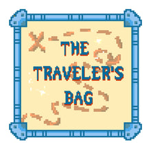 Load image into Gallery viewer, The Traveler's Bag - 3 Piece Chiptune Set