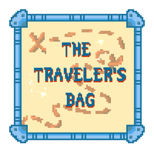 The Traveler's Bag - 3 Piece Chiptune Set