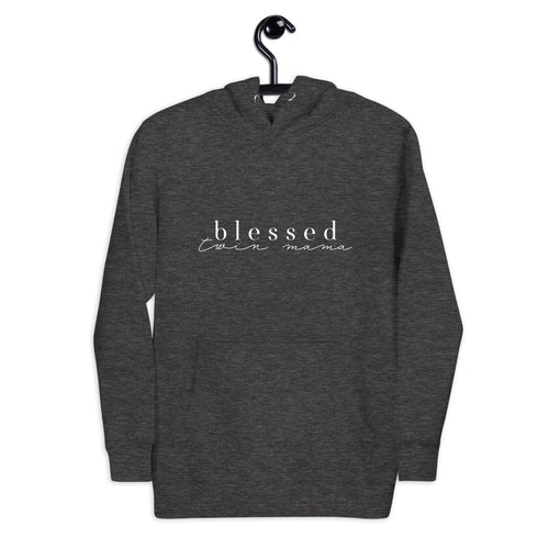 Blessed Twin Mama Hoodie
