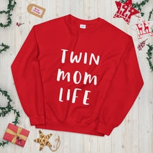Load image into Gallery viewer, Twin Mom Life Sweatshirt
