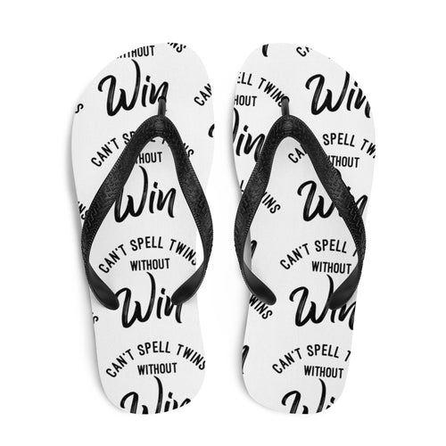 Can't Spell Twins Without Win Flip-Flops