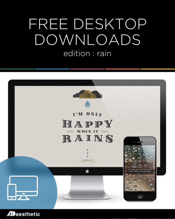 FREE Desktop Downloads: Rain