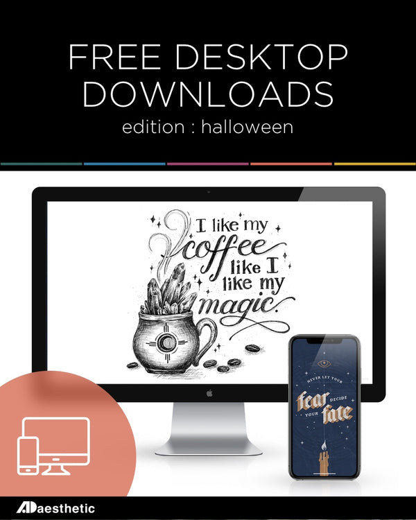 FREE Desktop Downloads: Halloween