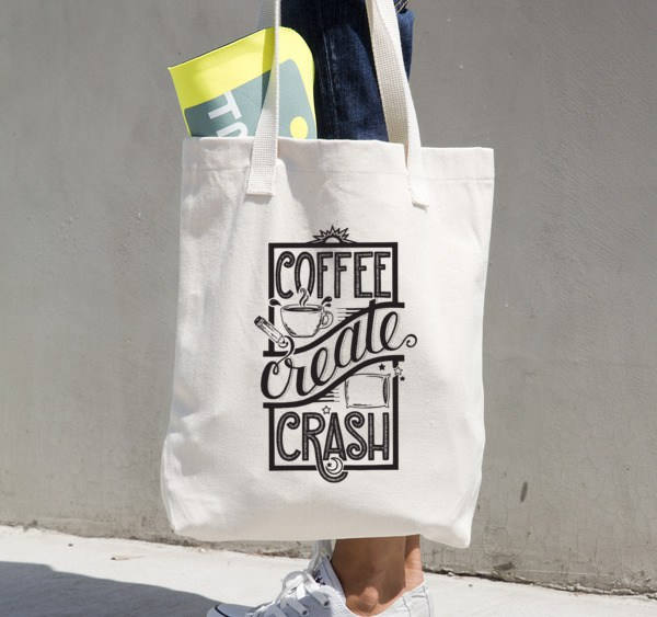Creative Lifecycle Tote Bag