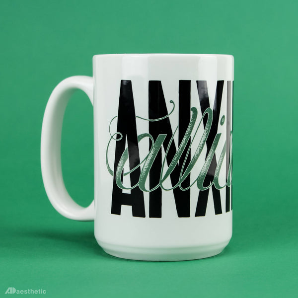Anxiety Alliance Coffee Mug