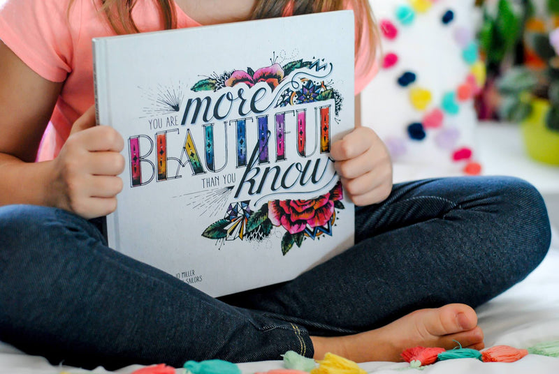 You Are More Beautiful Than You Know - The Book