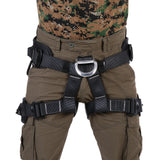 Outdoor Professional Mountaineering Rescue Belt Harness