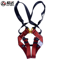 Kids Sized Rock Climbing Harness