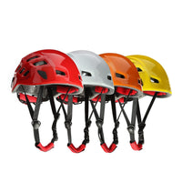 Poly Carbonate Rock Climbing Helmet