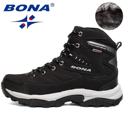 BONA Mountain Climbing Shoes - MyClimbingGear.com