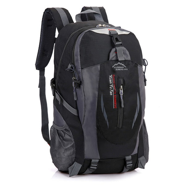 40L Waterproof Durable Outdoor Climbing Backpack - MyClimbingGear.com