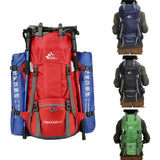 60L Waterproof Climbing Hiking Backpack - MyClimbingGear.com