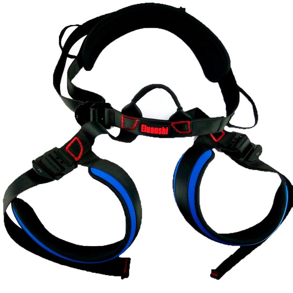 Rock Climbing Rappel Safety Belt