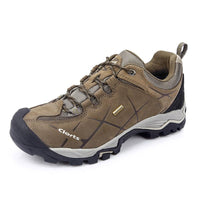 Genuine Leather Ourdoor Trekking Shoes