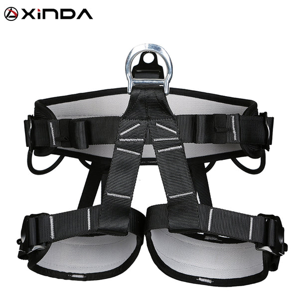 Rock Climbing Tough Wider Harness