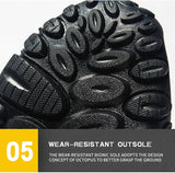 Waterproof Canvas Anti-skid Climbing Shoes