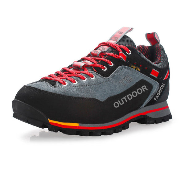 Waterproof Hiking Mountain Climbing Shoes