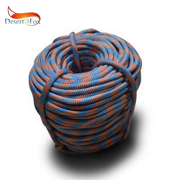 Climbing Rope Outdoor Emergency Rope 10m/20m/30m/50m Wear Resistant
